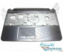 Palmrest Dell  15R 5537. Carcasa Superioara Dell  15R 5537 Gri cu touchpad inclus