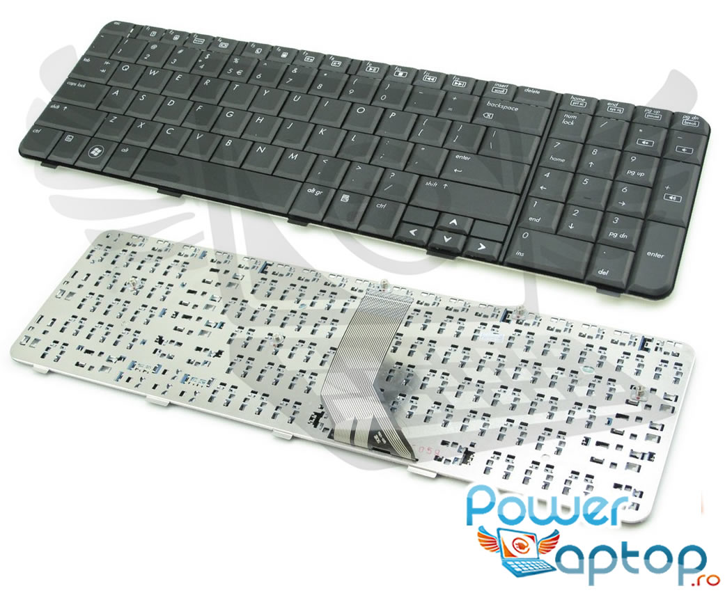 Tastatura HP MP 07F13US 920 US imagine powerlaptop.ro 2021