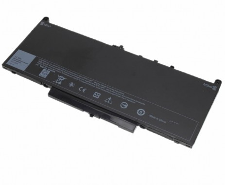 Baterie Dell Latitude E7270 55Wh. Acumulator Dell Latitude E7270. Baterie laptop Dell Latitude E7270. Acumulator laptop Dell Latitude E7270. Baterie notebook Dell Latitude E7270