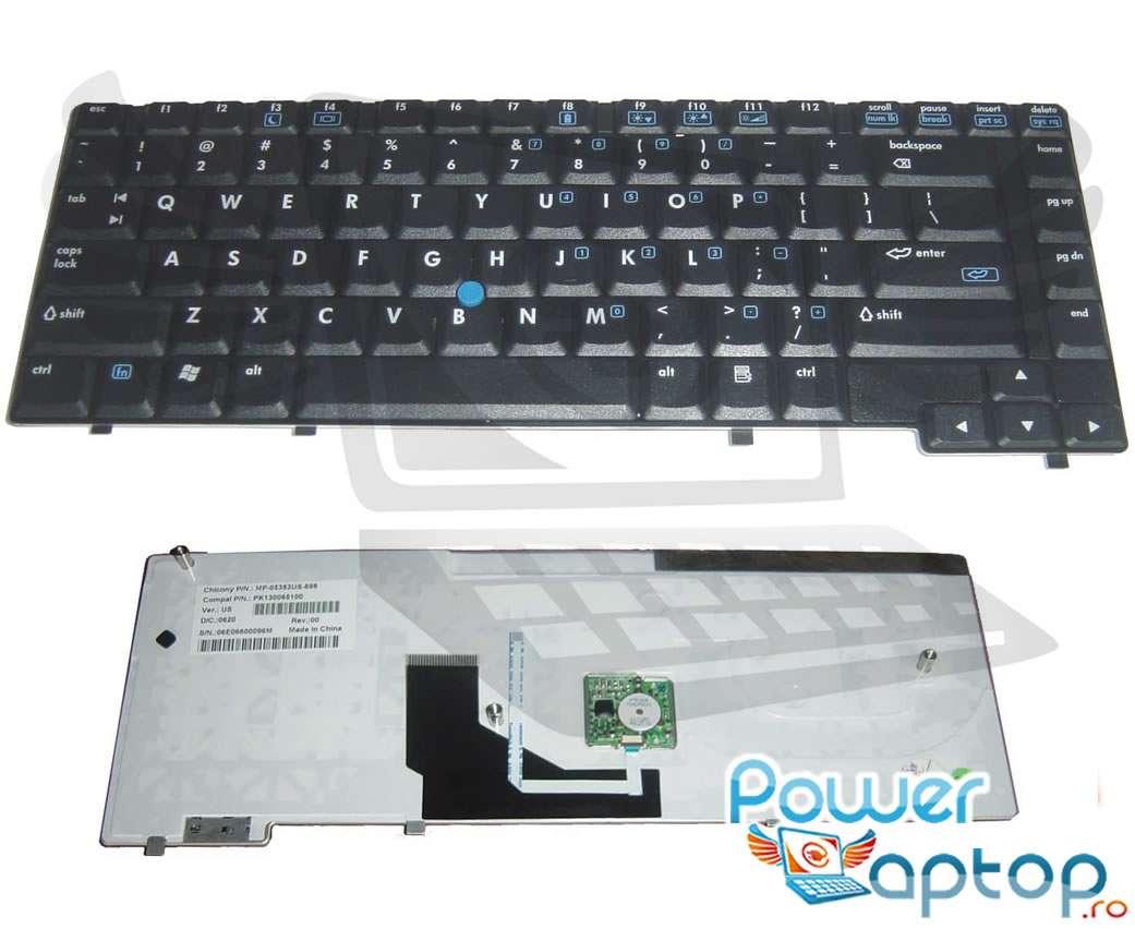 Tastatura HP Compaq PK130065100 imagine