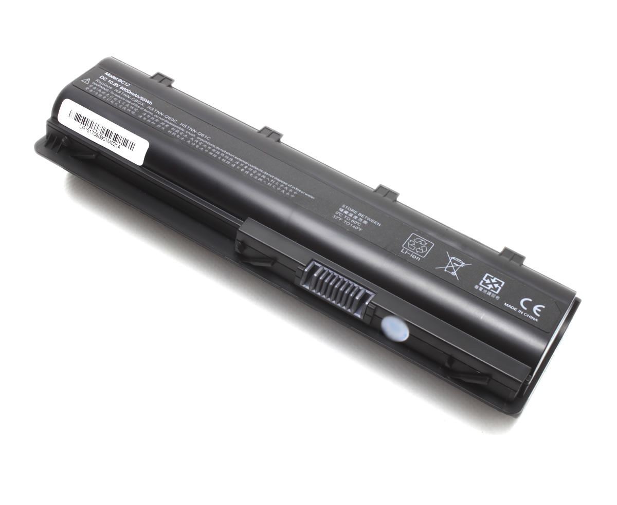 Imagine Baterie HP Pavilion dv3 4170 12 celule