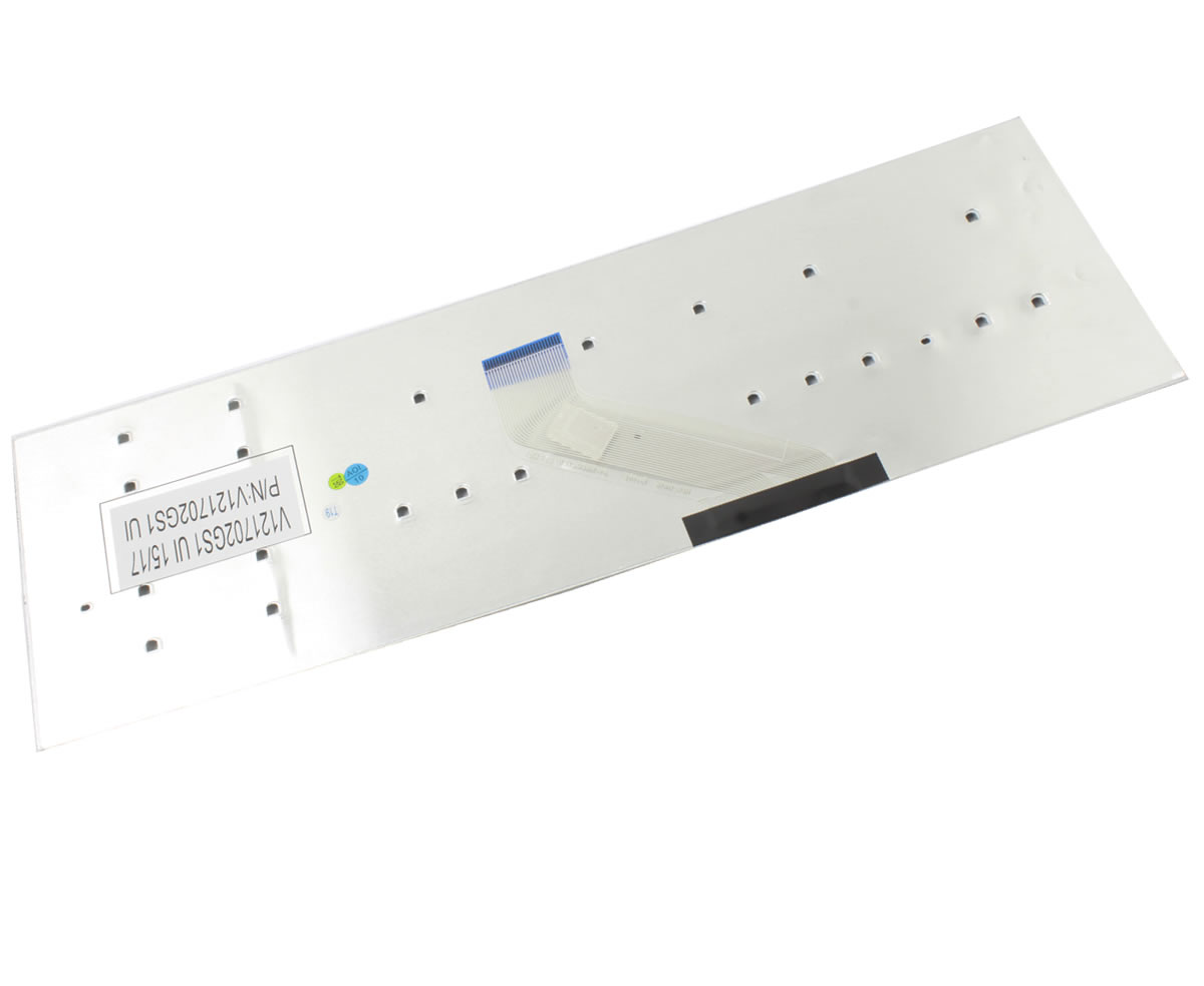 Tastatura Acer Aspire E5 531G alba imagine powerlaptop.ro 2021