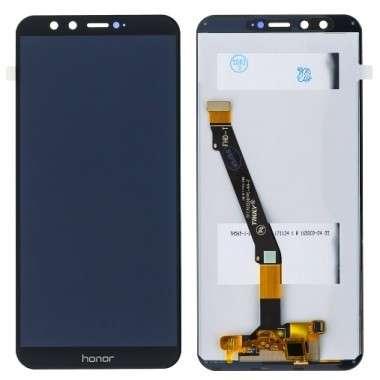 Ansamblu Display LCD + Touchscreen Huawei Honor 9 Lite LLD-L31 Black Negru . Ecran + Digitizer Huawei Honor 9 Lite LLD-L31 Black Negru