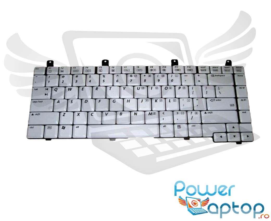 Tastatura Compaq NX6115 alba imagine powerlaptop.ro 2021