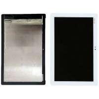Ansamblu Display LCD  + Touchscreen Asus Zenpad 10 Z300CG P021 Alb. Modul Ecran + Digitizer Asus Zenpad 10 Z300CG P021 Alb