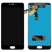 Ansamblu Display LCD  + Touchscreen Meizu M5. Modul Ecran + Digitizer Meizu M5