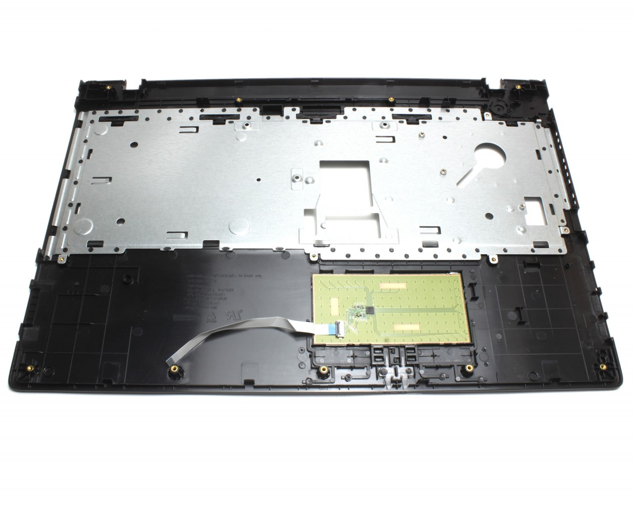 Palmrest Lenovo Z50 70 Negru cu touchpad imagine powerlaptop.ro 2021