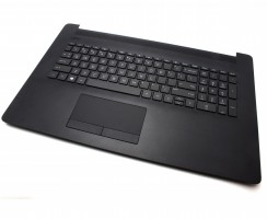Tastatura HP NSK-XN1SW Neagra cu Palmrest Negru si TouchPad iluminata backlit. Keyboard HP NSK-XN1SW Neagra cu Palmrest Negru si TouchPad. Tastaturi laptop HP NSK-XN1SW Neagra cu Palmrest Negru si TouchPad. Tastatura notebook HP NSK-XN1SW Neagra cu Palmrest Negru si TouchPad