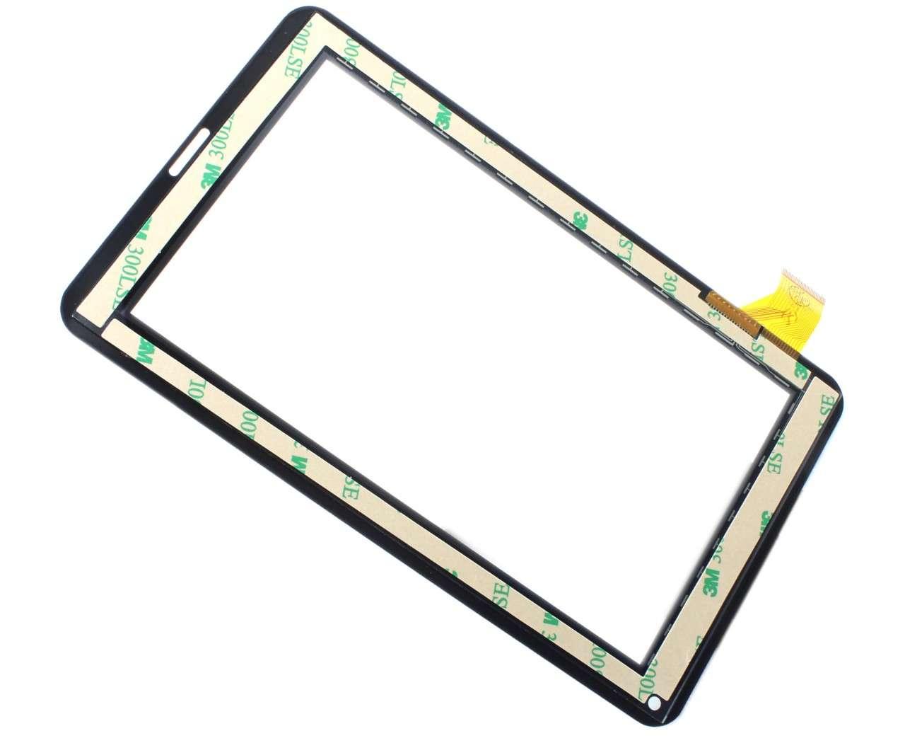 Touchscreen Digitizer Quicktab Q721 Geam Sticla Tableta imagine powerlaptop.ro 2021