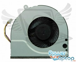 Cooler laptop Packard Bell EasyNote TE69HW. Ventilator procesor Packard Bell EasyNote TE69HW. Sistem racire laptop Packard Bell EasyNote TE69HW