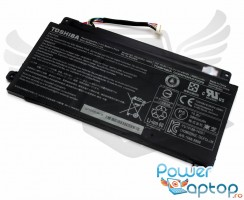 Baterie Toshiba Satellite L55W Originala. Acumulator Toshiba Satellite L55W. Baterie laptop Toshiba Satellite L55W. Acumulator laptop Toshiba Satellite L55W. Baterie notebook Toshiba Satellite L55W