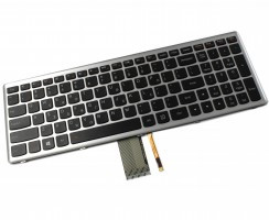 Tastatura Lenovo  25211342 iluminata backlit. Keyboard Lenovo  25211342 iluminata backlit. Tastaturi laptop Lenovo  25211342 iluminata backlit. Tastatura notebook Lenovo  25211342 iluminata backlit