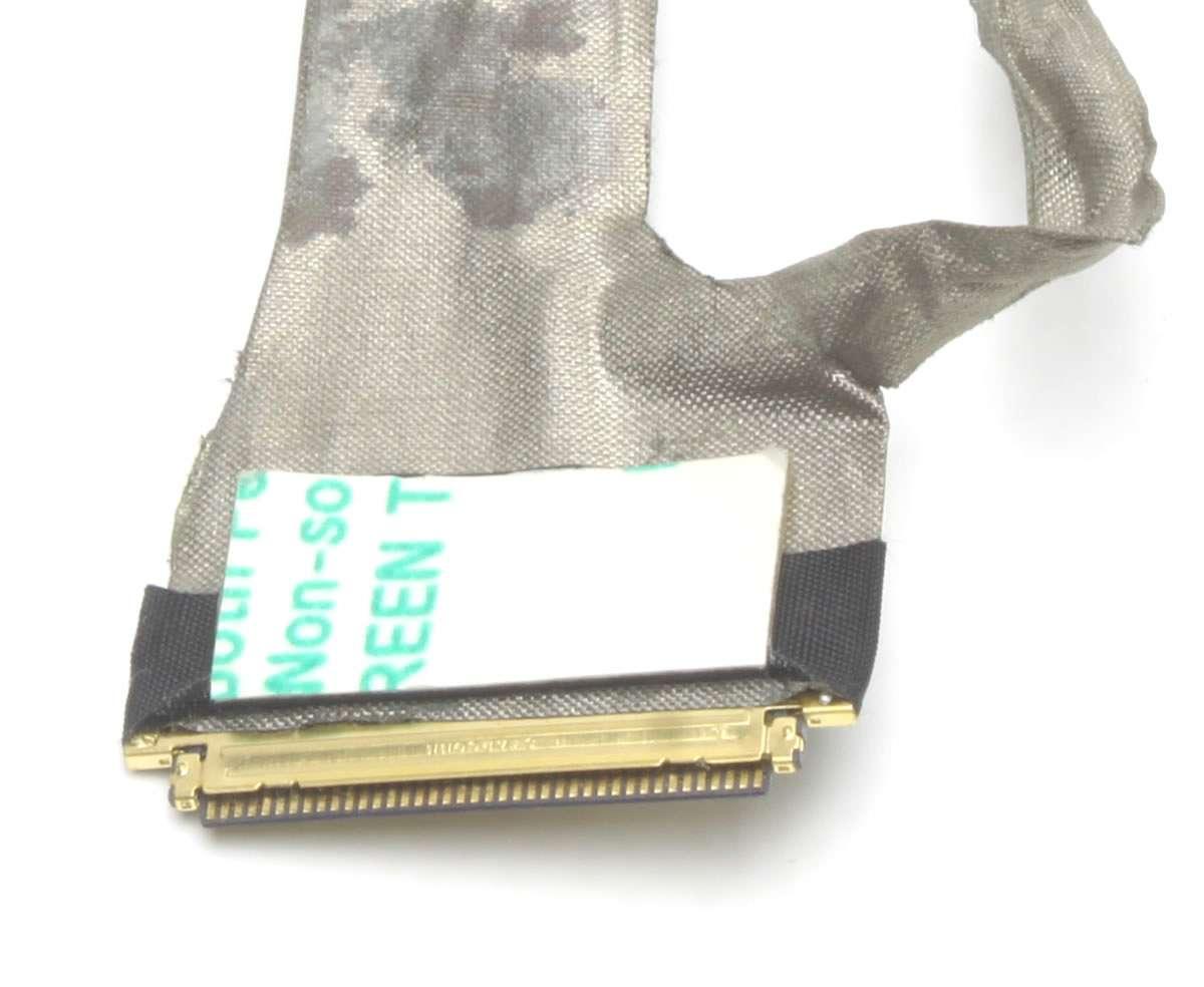 Cablu video LVDS Toshiba Satellite L500D Part Number DCO2000UC10 imagine powerlaptop.ro 2021