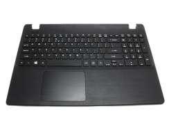 Palmrest Acer Aspire ES1 512. Carcasa Superioara Acer Aspire ES1 512 Negru cu tastatura si touchpad inclus