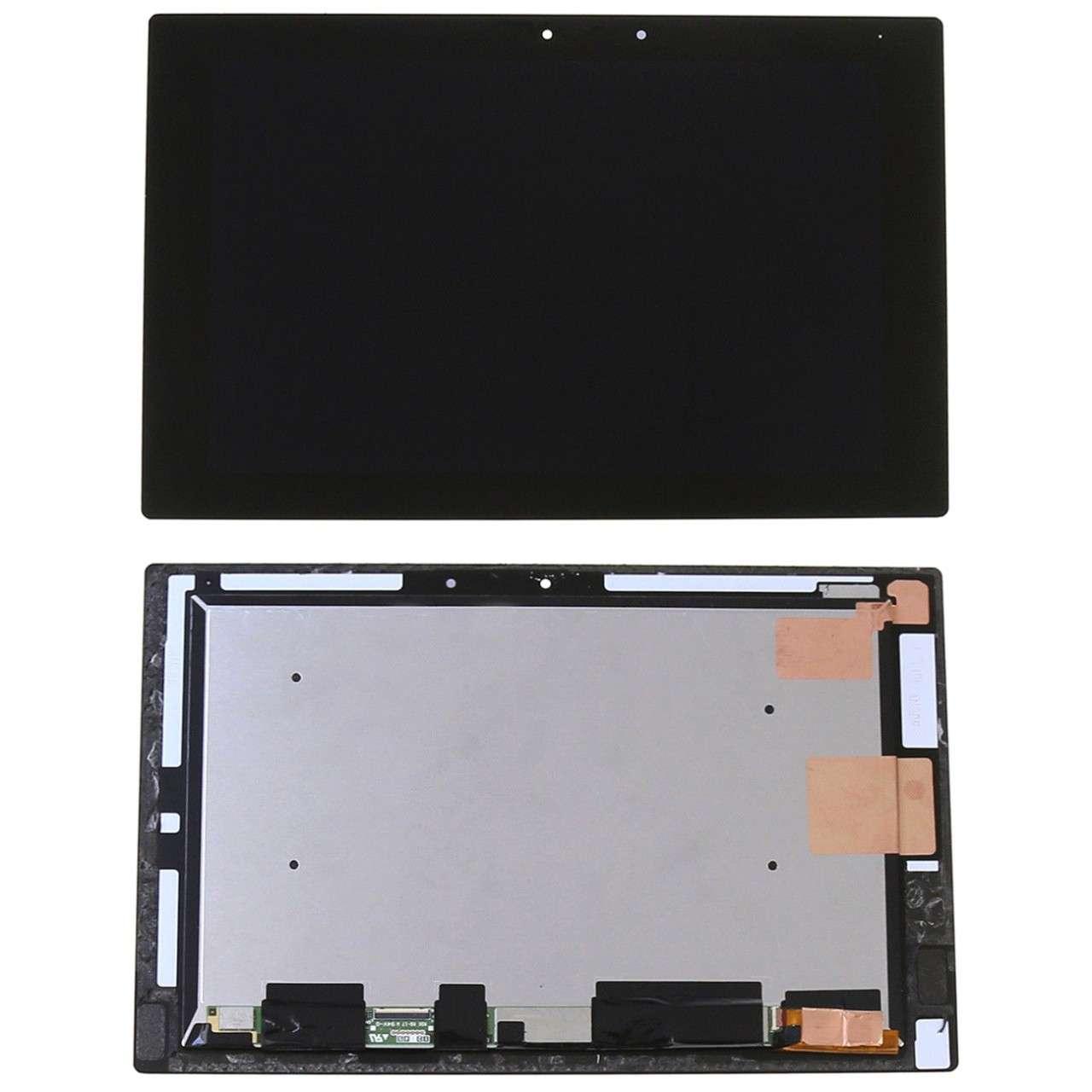 Ansamblu LCD Display Touchscreen Sony Xperia Z2 Tablet SGP511 WiFi imagine powerlaptop.ro 2021
