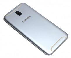 Capac Baterie Samsung Galaxy J7 2017 J730F Albastru Blue. Capac Spate Samsung Galaxy J7 2017 J730F Albastru Blue