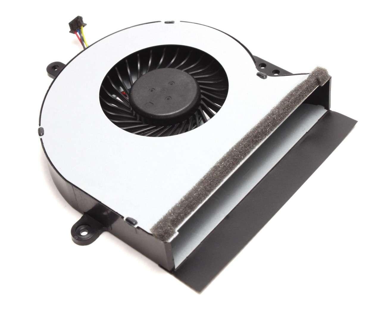 Cooler placa video laptop GPU Asus DFS561405PL0T imagine