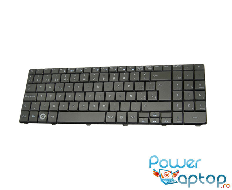 Tastatura Acer Aspire 5532zg imagine