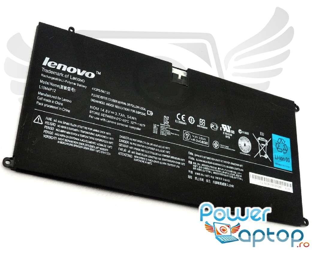 Baterie Lenovo L10M4P12 Originala imagine powerlaptop.ro 2021