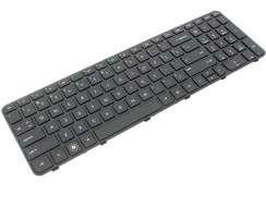 Tastatura HP  699497 DB1 neagra. Keyboard HP  699497 DB1 neagra. Tastaturi laptop HP  699497 DB1 neagra. Tastatura notebook HP  699497 DB1 neagra