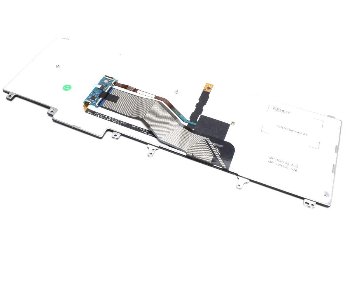 Tastatura Dell Latitude E6520 iluminata backlit imagine