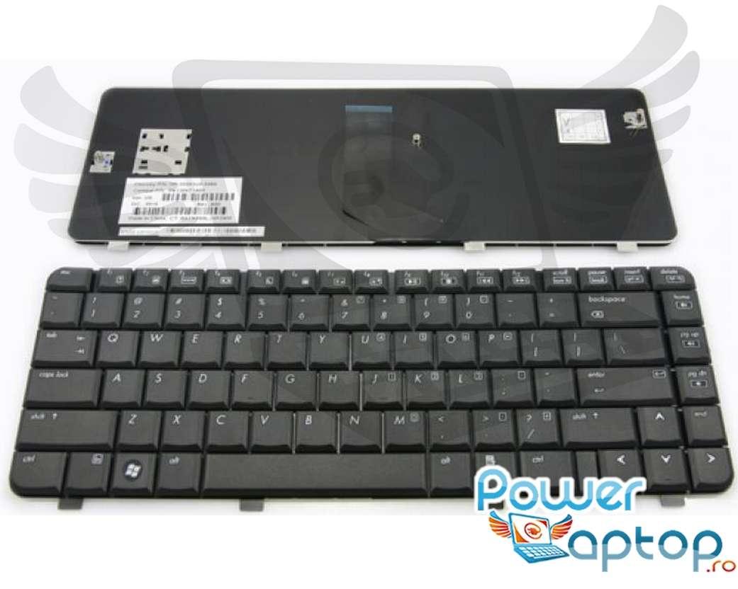 Tastatura HP Pavilion DV3 2100 imagine
