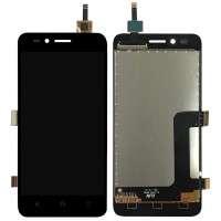 Ansamblu Display LCD + Touchscreen Huawei Y3II 4G Black Negru . Ecran + Digitizer Huawei Y3II 4G Black Negru