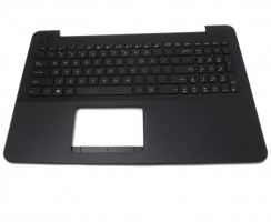 Tastatura Asus  13N0-R7A0N31 cu Palmrest negru. Keyboard Asus  13N0-R7A0N31 cu Palmrest negru. Tastaturi laptop Asus  13N0-R7A0N31 cu Palmrest negru. Tastatura notebook Asus  13N0-R7A0N31 cu Palmrest negru