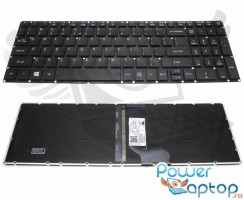 Tastatura Acer  E5-575 iluminata backlit. Keyboard Acer  E5-575 iluminata backlit. Tastaturi laptop Acer  E5-575 iluminata backlit. Tastatura notebook Acer  E5-575 iluminata backlit
