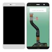 Ansamblu Display LCD + Touchscreen Huawei P10 Lite WAS-LX1A White Alb . Ecran + Digitizer Huawei P10 Lite WAS-LX1A White Alb