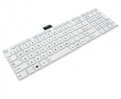 Tastatura Toshiba  9Z.N7USV.00S Alba. Keyboard Toshiba  9Z.N7USV.00S Alba. Tastaturi laptop Toshiba  9Z.N7USV.00S Alba. Tastatura notebook Toshiba  9Z.N7USV.00S Alba
