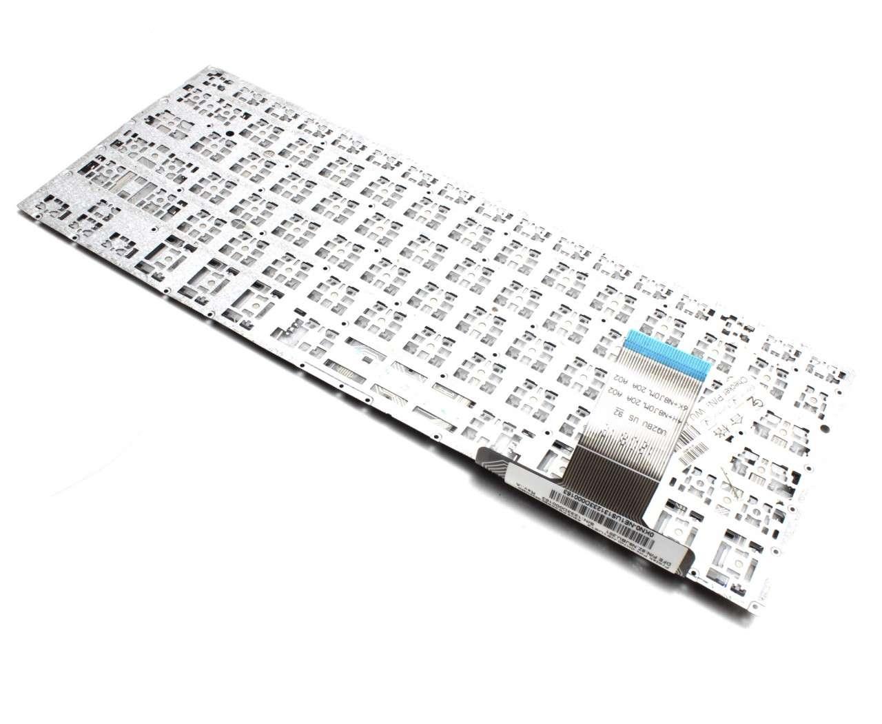Tastatura Asus UX42VS layout US fara rama enter mic imagine