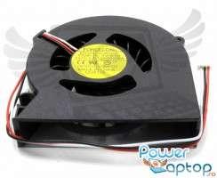 Cooler laptop HP Compaq  CQ510. Ventilator procesor HP Compaq  CQ510. Sistem racire laptop HP Compaq  CQ510