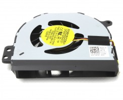 Cooler laptop Dell  DFS531205HC0T. Ventilator procesor Dell  DFS531205HC0T. Sistem racire laptop Dell  DFS531205HC0T