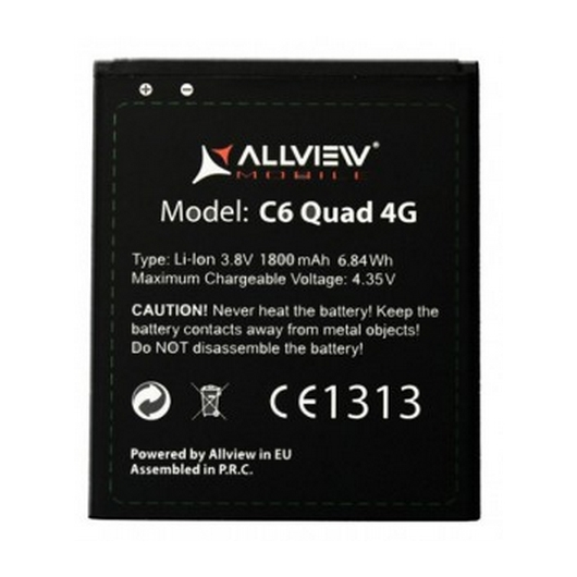 Baterie Acumulator Allview C6 Quad 4G imagine 2021