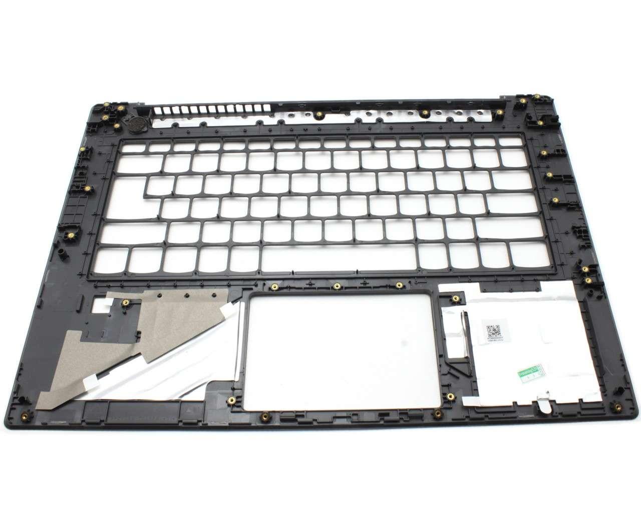 Palmrest Lenovo AP268000K00SVT Negru fara touchpad imagine powerlaptop.ro 2021