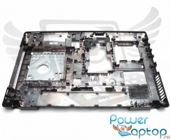Bottom Lenovo  G580 fara HDMI. Carcasa Inferioara Lenovo  G580 Neagra