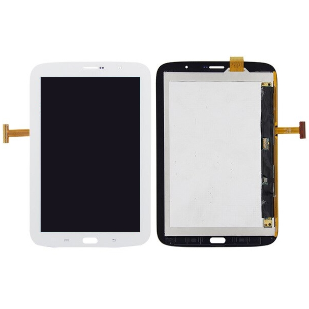 Ansamblu LCD Display Touchscreen Samsung N5110 Galaxy Note 8.0 Alb Varianta cu Speaker imagine powerlaptop.ro 2021