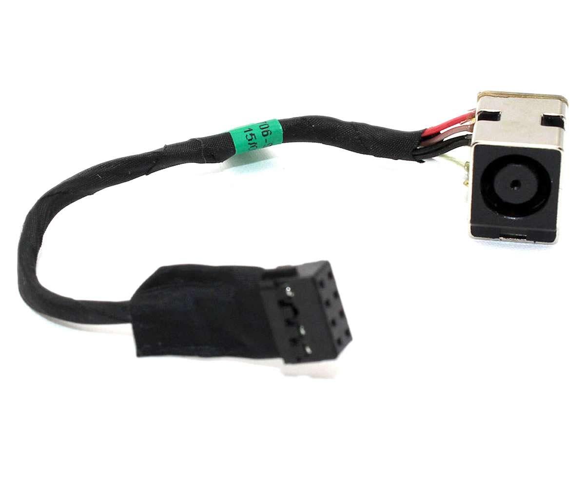 Mufa alimentare laptop HP 676706 SD1 cu fir imagine powerlaptop.ro 2021