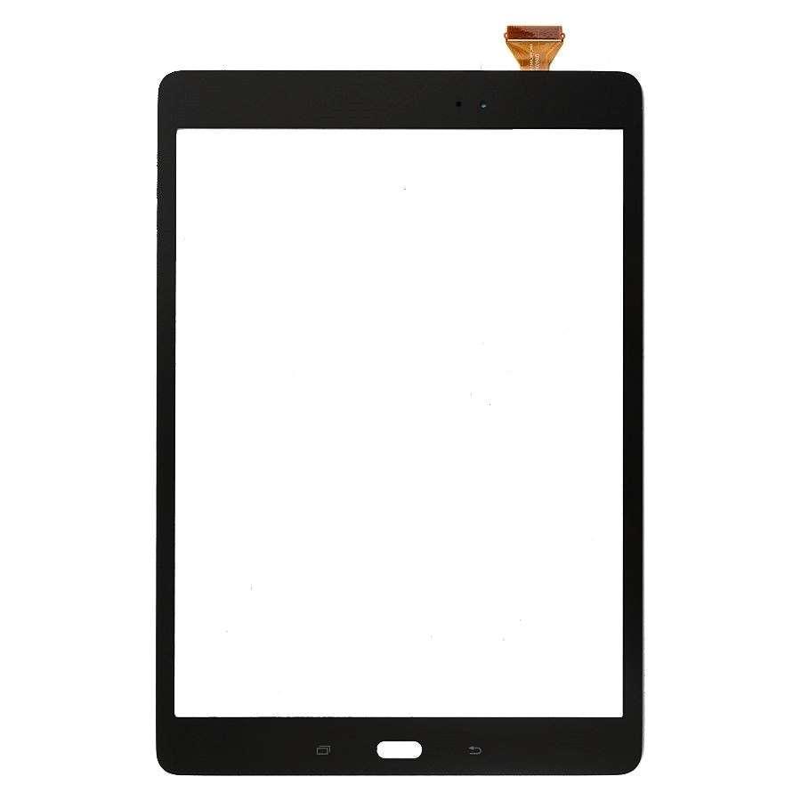 Touchscreen Digitizer Samsung Galaxy Tab A 9.7 T550 Negru Black Geam Sticla Tableta imagine powerlaptop.ro 2021