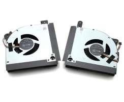 Sistem coolere laptop Asus G703V. Ventilatoare procesor Asus G703V. Sistem racire laptop Asus G703V