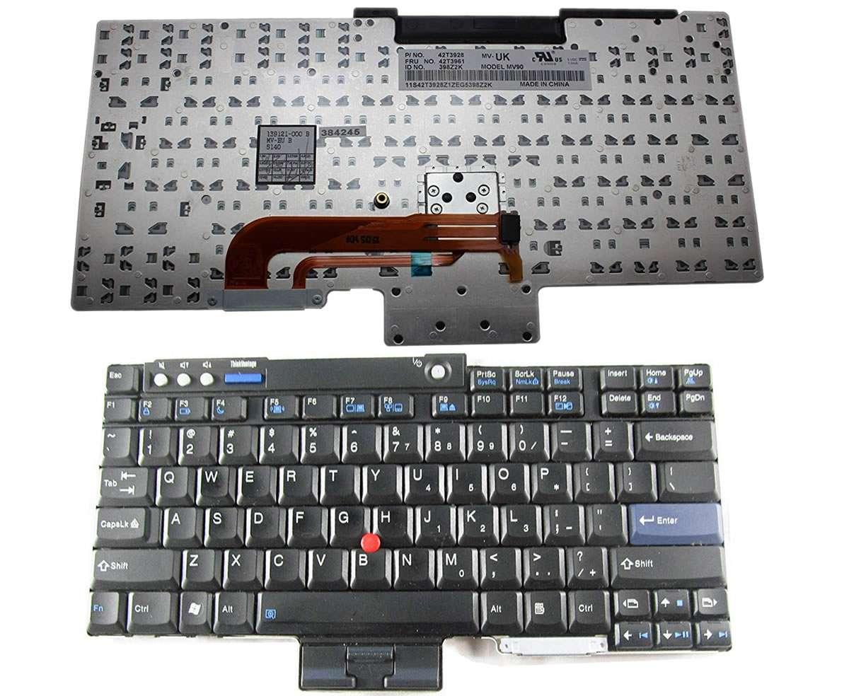 Tastatura IBM Thinkpad Z61t imagine