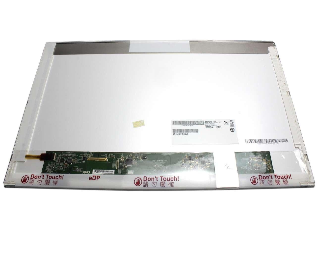 Display laptop Samsung LTN173KT02-D01 Ecran 17.3 1600X900 40 pini eDP imagine powerlaptop.ro 2021