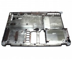 Bottom Toshiba Satellite L50 A006. Carcasa Inferioara Toshiba Satellite L50 A006 Neagra