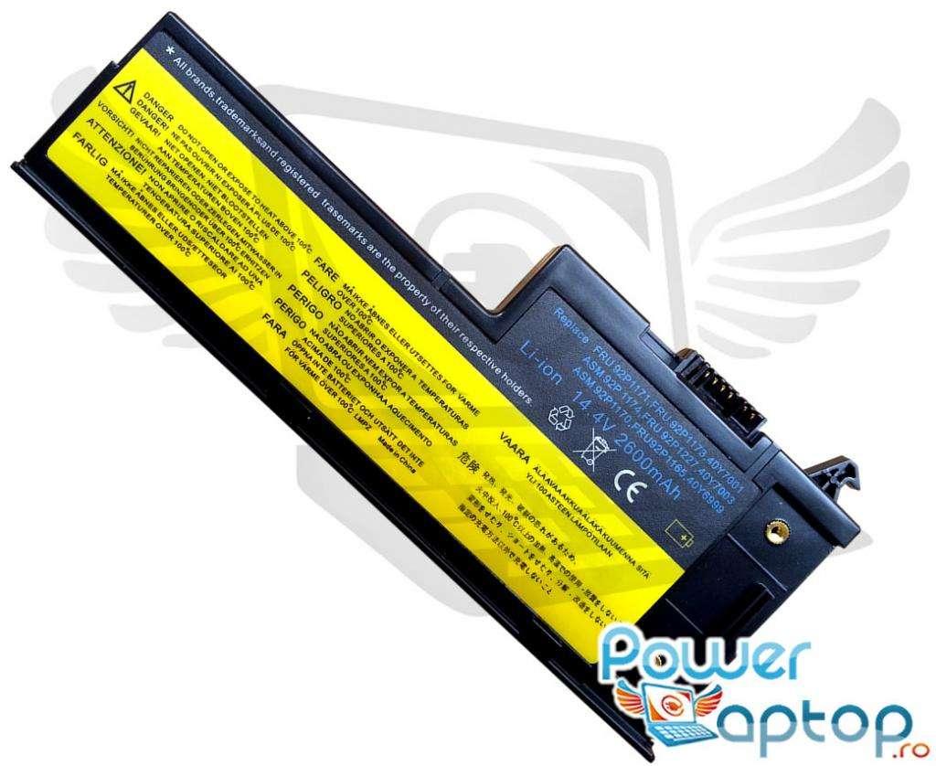 Baterie IBM ThinkPad X60 imagine powerlaptop.ro 2021