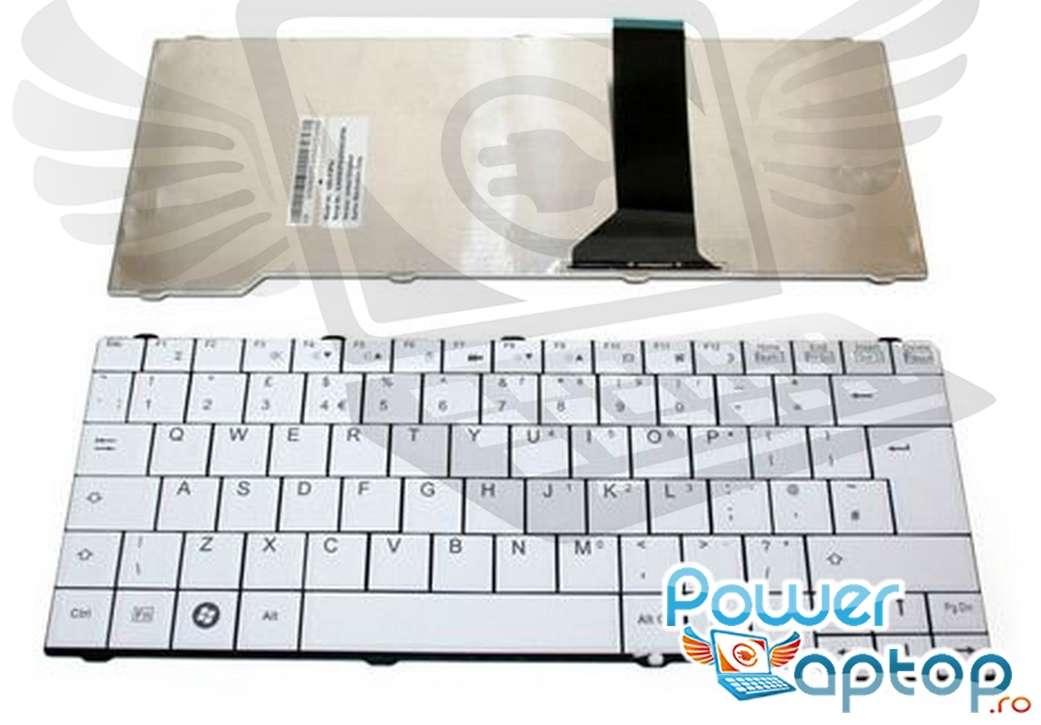 Tastatura Fujitsu Siemens Esprimo Mobile x9510 alba imagine powerlaptop.ro 2021
