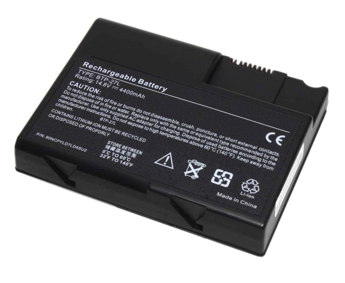 Baterie Fujitsu Siemens LifeBook 30N3 imagine powerlaptop.ro 2021