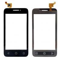 Touchscreen Digitizer Alcatel Pixi 3 4 inch OT-4013. Geam Sticla Smartphone Telefon Mobil Alcatel Pixi 3 4 inch OT-4013