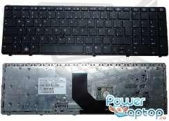 Tastatura HP ProBook 6565b rama neagra. Keyboard HP ProBook 6565b rama neagra. Tastaturi laptop HP ProBook 6565b rama neagra. Tastatura notebook HP ProBook 6565b rama neagra