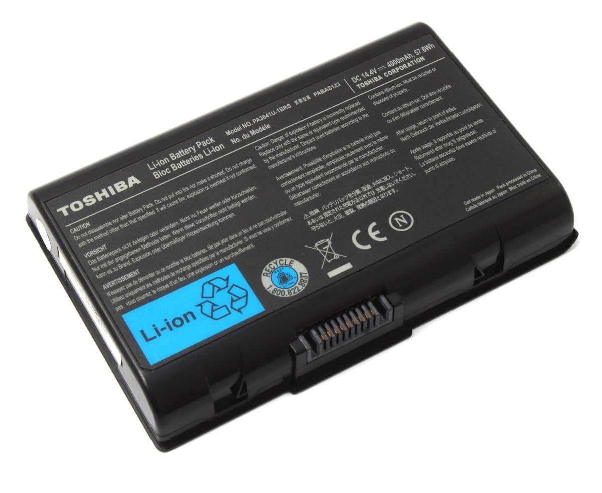 Baterie Toshiba PA3641U 1BAS 8 celule Originala imagine